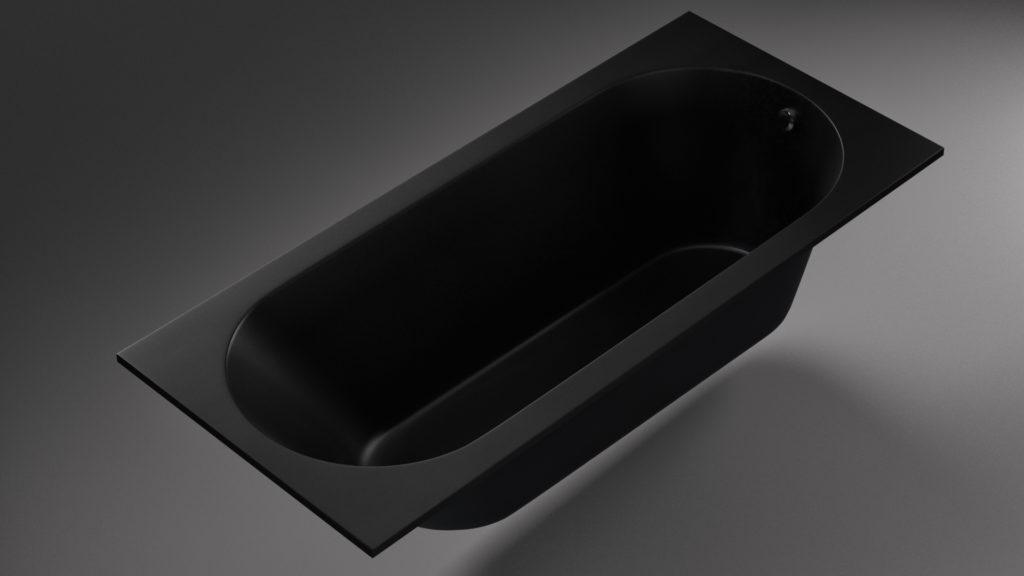 Banujo 002 Black Matte
